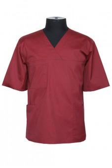 Куртка поварская красная