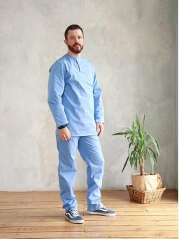 Куртка мужская медицинская К235